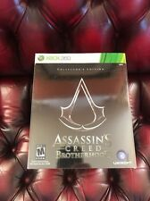 Assassin's Creed: Brotherhood -- Collector's Edition (Microsoft Xbox 360, 2010)