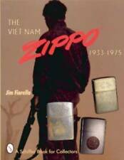 Vietnam War Zippo Lighters Ref$ Book Military Soldiers