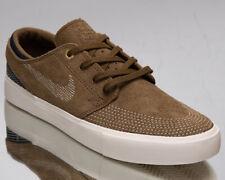 Nike SB Zoom Stefan Janoski RM Premium Men's Yukon Brown Skate Lifestyle Shoes