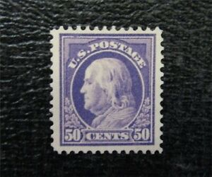 nystamps US Franklin Stamp # 421 Mint OG H $350   M14x1540