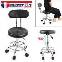 Hauteur Réglable Spa Salon Coiffure Tabouret de bar chaise de levage pivotant HA