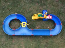 AquaPlay Portable Waterway Canal System Toy with slipway set C