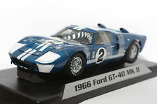 FORD GT 40 1966 1969 voiture miniature 1//43 collection solido 4303200