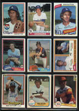 1970'S-80'S DON SUTTON 39 CARD LOT ALL CARDS ARE NM OR BETTER   LOT2000