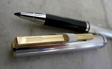 RARE SUPERBE STYLO ROLLER PARKER 85 CHROME - RARE FINITION FLORENCE