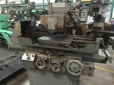 Brown Amp Sharpe Micromaster 1024 Surface Grinder 10x24 Fine Pole Magnetic Chuck