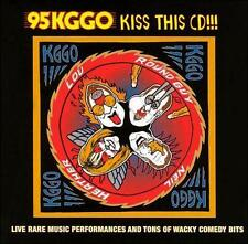 Various Artists, Kggo Kiss This CD, Excellent