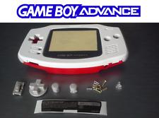 Coque remplacement neuve façon pokeball pour Nintendo GameBoy advance GBA