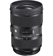 Sigma Art 24-35mm f/2 DG HSM Lens