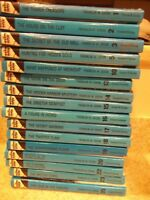 16 The Hardy Boys Tower Treasure Mark on the Door Secret Warn Franklin W. Dixon