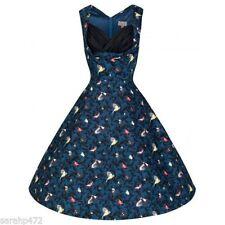 Lindy Bop Plus Size Cotton Dresses for Women