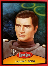 CAPTAIN SCARLET - Card #24 - Captain Gray - Cards Inc. 2001