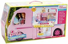 Barbie e Fashion Doll playset Mattel Fbr34