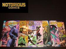 Justice League 13 14 15 16 17 18 Annual Complete Comic Set Snyder Excelsior Bin