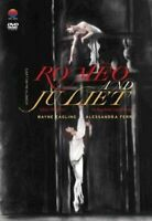 Romeo And Juliet - The Royal Ballet, Covent Garde (NEW DVD)