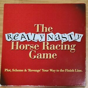 The Really Nasty Horse Racing Game Complete 2002 By Upstarts