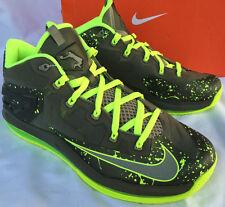 Nike LeBron XI Max Low Dunkman James 642849-200 Basketball Shoes Men's 11 new