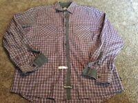 English Laundry Blaque Label Men's Shirt Long Sleeve L Casual Cotton Pockets