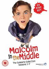 MALCOLM IN THE MIDDLE COMPLETE NEW DVD