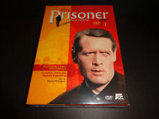 THE PRISONER-SET 1-Why was Patrick McGoohan abducted and sent to The Village?