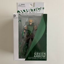 "Justice League Green The New 52 Arrow 6"" Action Figure DC Collectibles"