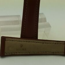 ITALIAN LEATHER STRAP FOR ROLEX DAYTONA SEE DESCRIPT FOR MEASUREMENTS Ladies