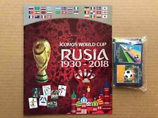 Iconos World Cup Rusia 1930/2018 - Album COMPLETE