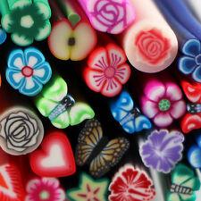 FIMO 26 St Set Nail Art Glitter Gel Acryl Strass Flitter Nagel Nagellack Muster
