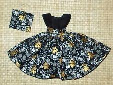 "10""   Little Miss REVLON  VOGUE  JILL  Fashion  Clothes  SHARP  DRESS w/ ORGANDY"