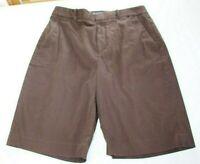 Ralph Lauren Golf Womens Size 6 Brown Stretch Bermuda Shorts