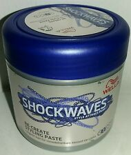 Wella Shockwaves Re-Create Styling Paste 150 ml, NEU