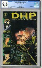 Dark Horse Presents #52 Cgc 9.6 Nm+ White pgs 7/91 Sin City part 3 Eddie