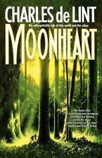 Newford Ser.: Moonheart by Charles de Lint (1994, Paperback, Revised)