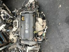 2006 VAUXHALL 1.8 16V Z18XEP ENGINE FULL CAR IN FOR SPARES MILEAGE 102K