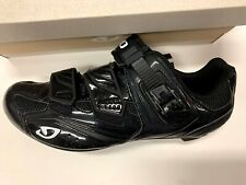 NEW Giro Apeckx Men's Road Cycling Shoe Black Buckle US 9.5 / EU 43