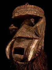 ** Maske der Dan / Elfenbeinküste ** incl. Stand **