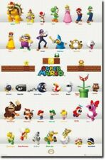 Nintendo Video Game Posters | eBay