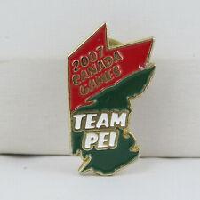 Juex Canada Winter Games Pin - 2007 Whitehorse Yukon -Team Prince Edward Island