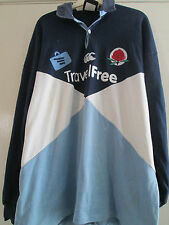 NSW Waratahs 1999-2000 super 12 Rugby Union home shirt adulte Large / 35590