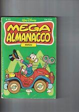 1987 03 - MEGA ALMANACCO WALT DISNEY - 03 1987 - N.363