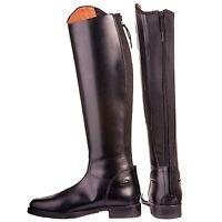 HKM Ladies Rimini Waterproof Flexible Leather Standard Long Horse Riding Boots