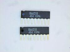 """BA6218  """"Original""""  ROHM   9P SIP IC  2 pcs"""