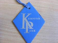 09/06/1993 Kempton Park Races - Horse Racing Badge (good condition with no appar