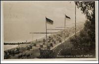 Kölpinsee Mecklenburg-Vorpommern Usedom AK 1934 gelaufen Partie am Badestrand