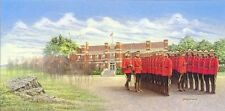 The Graduation by James Lumbers Canadian RCMP Mounted Police Limited Print