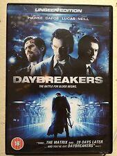 Ethan Hawke Sam Neill DAYBREAKERS ~ 2010 Cult Vampire Horror | 2010 | UK DVD
