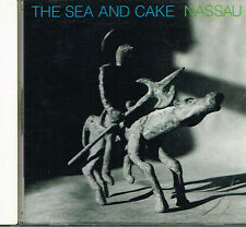 CD album: the Sea and Cake: nassau. thrill jockey. indie