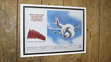 Airplane Fantastic New Advertising Repro Film POSTER