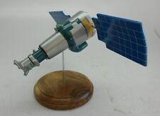 DK-1 Resurs Satellite Spacecraft Mahogany Kiln Dry Wood Model Large New