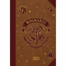 Harry Potter A5 Diary 2021 Hogwarts | OFFICIAL